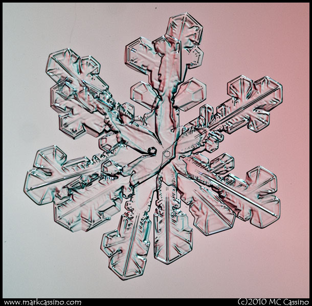 Irregular Snow Crystal